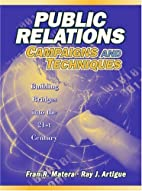 Public Relations Campaigns and Techniques:…