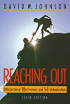 Reaching out: interpersonal effectiveness…