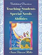 Validated Practices for Teaching Students…