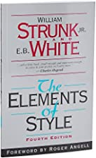The Elements of Style by William Jr. Strunk