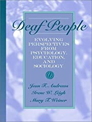 Deaf People: Evolving Perspectives from…