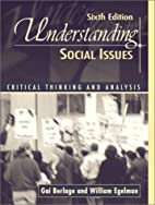 Understanding Social Issues: Critical…