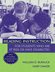 Reading Instruction for Students Who Are at…