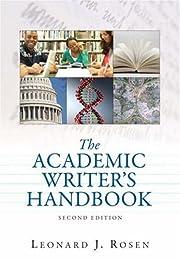 Academic Writer's Handbook, The (2nd…