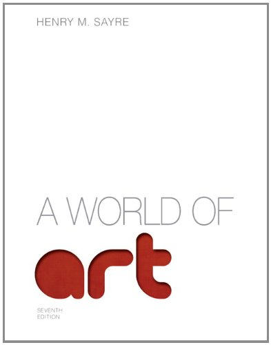 7th edition world of art by sayre ebook torrent.