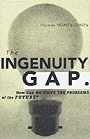 The Ingenuity Gap: How Can We Solve the…
