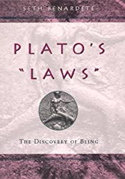 Plato's Laws: The Discovery of Being…
