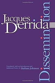 Dissemination – tekijä: Jacques Derrida