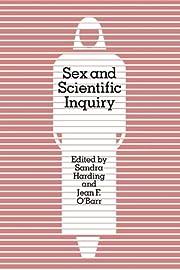 Sex and Scientific Inquiry de Sandra Harding