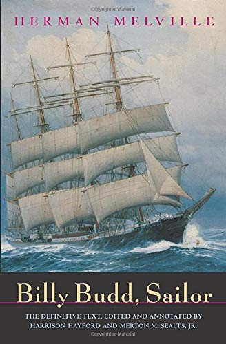Image for Billy Budd, Sailor (An Inside Narrative Reading Text and Genetic Text)