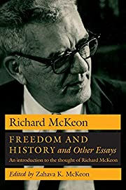 Freedom and History and Other Essays: An…