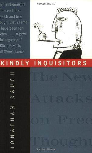 Kindly Inquisitors, by Rauch, J.