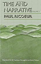 Time and narrative, volume 2 by Paul Ricœur