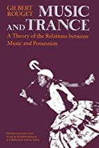 Music and Trance: A Theory of the Relations…