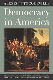 Democracy in America av Alexis de…