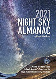 2021 night sky almanac : a month-by-month…