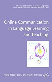 Online Communication In Language learning…