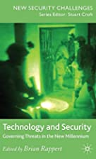 Technology and Security: Governing Threats…