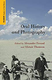 Oral History and Photography (Palgrave…