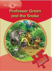Profesor Green and the Snake (Explorers…