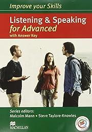 Improve your Skills: Listening & Speaking…