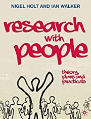 Research with People: Theory, Plans and…