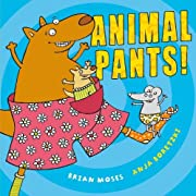 Animal Pants! av Brian Moses
