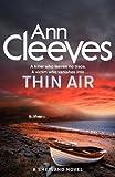 Thin Air (Shetland #6)
