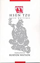 Hsun Tzu: Basic Writings (Translations from…