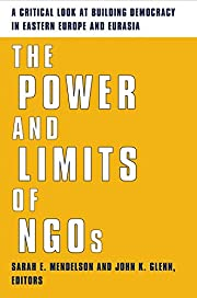 The Power and Limits of NGOs de Sarah…