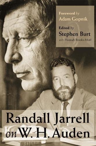 Critical essays on randall jarrell