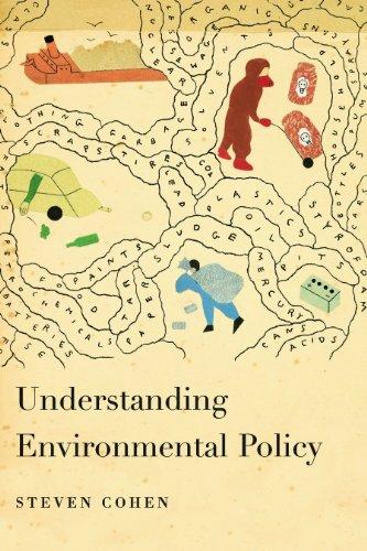 Understanding Environmental Policy, Cohen, Steven