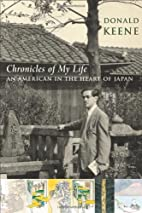 Chronicles of My Life: An American in the…