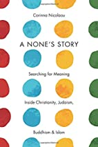 A None's Story: Searching for Meaning Inside…