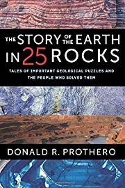 The Story of the Earth in 25 Rocks: Tales of…