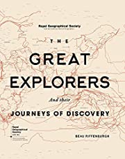 The Great Explorers: And Their Journeys of…