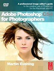 Adobe Photoshop CS4 for Photographers: A…