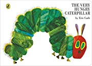 Very Hungry Caterpillar Board Book av Eric…