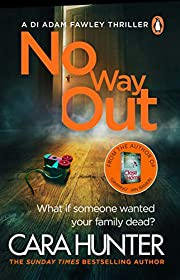 No Way Out: DI Fawley Thriller Book 3