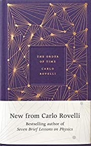 The Order of Time af Carlo Rovelli