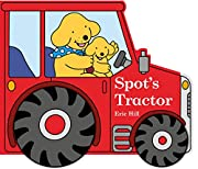 Spot's Tractor af Eric Hill