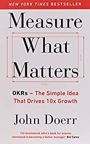 Measure What Matters: OKRs: The Simple Idea…