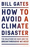How To Avoid A Climate Change Disaster book cover