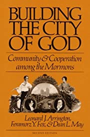 BUILDING CITY OF GOD: Community and…