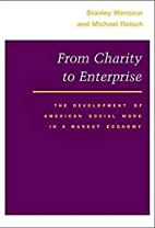 From Charity to Enterprise: The Development…
