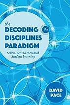 The Decoding the Disciplines Paradigm: Seven…