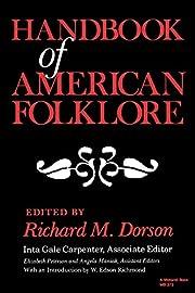 Handbook of American Folklore (A Midland…