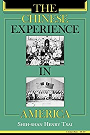 The Chinese Experience in America (Theories…