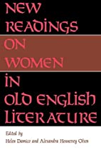 New Readings on Women in Old English…