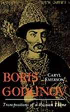 Boris Godunov: Transpositions of a Russian…